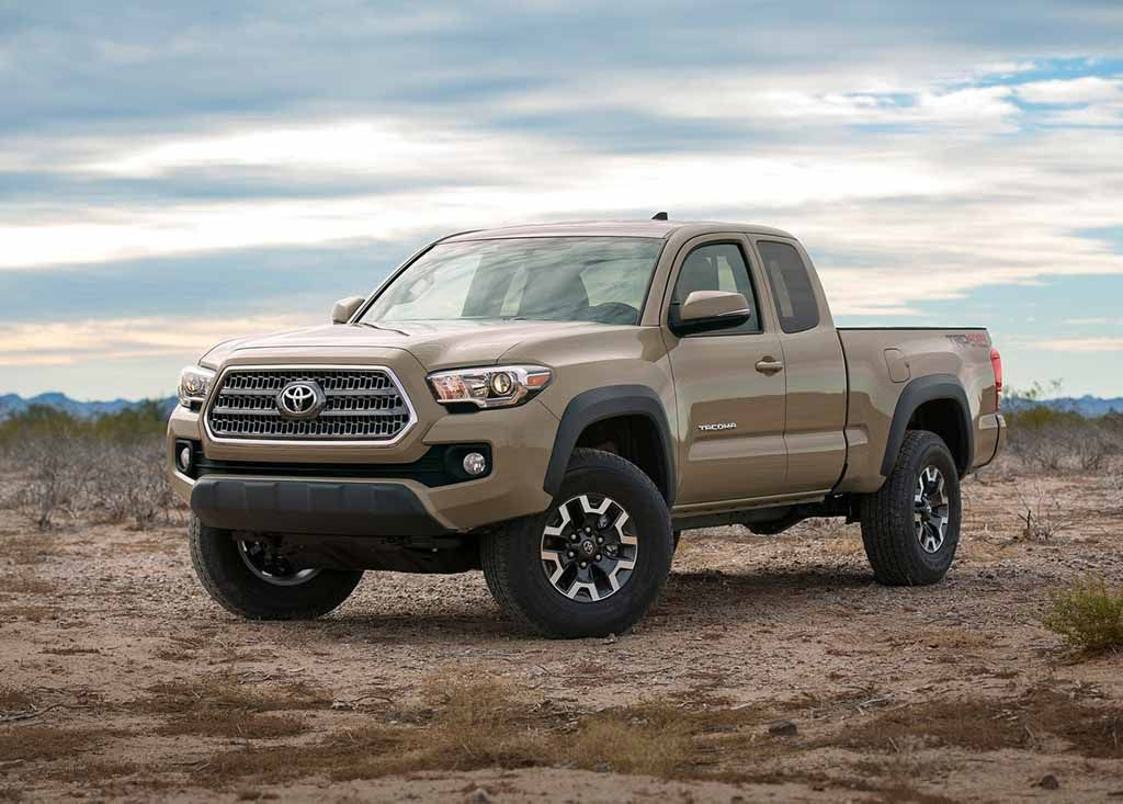 2017 Toyota Tacoma Redesign Release Date Future Cars Models