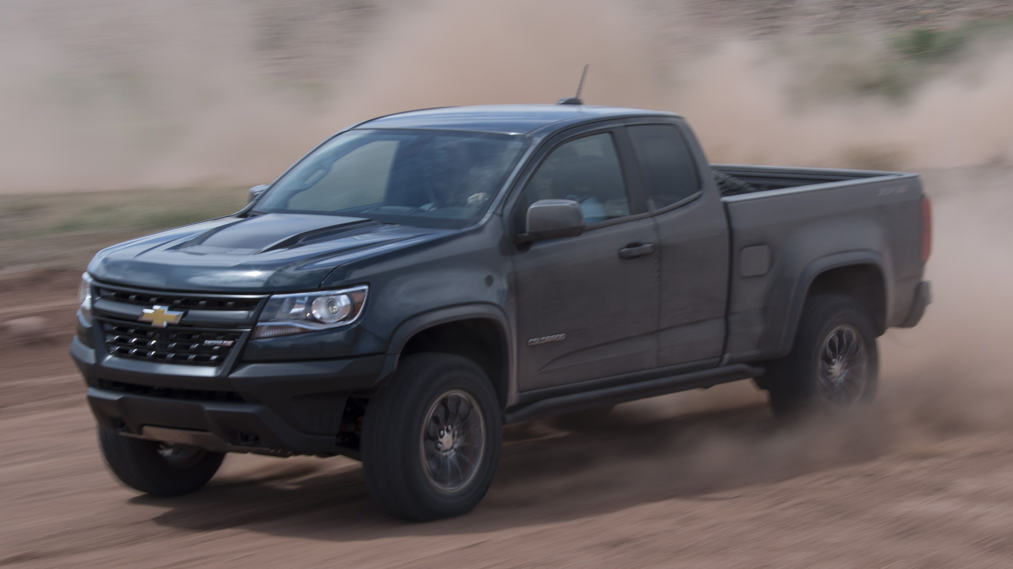What do you want to know about the 2017 chevy colorado zr2