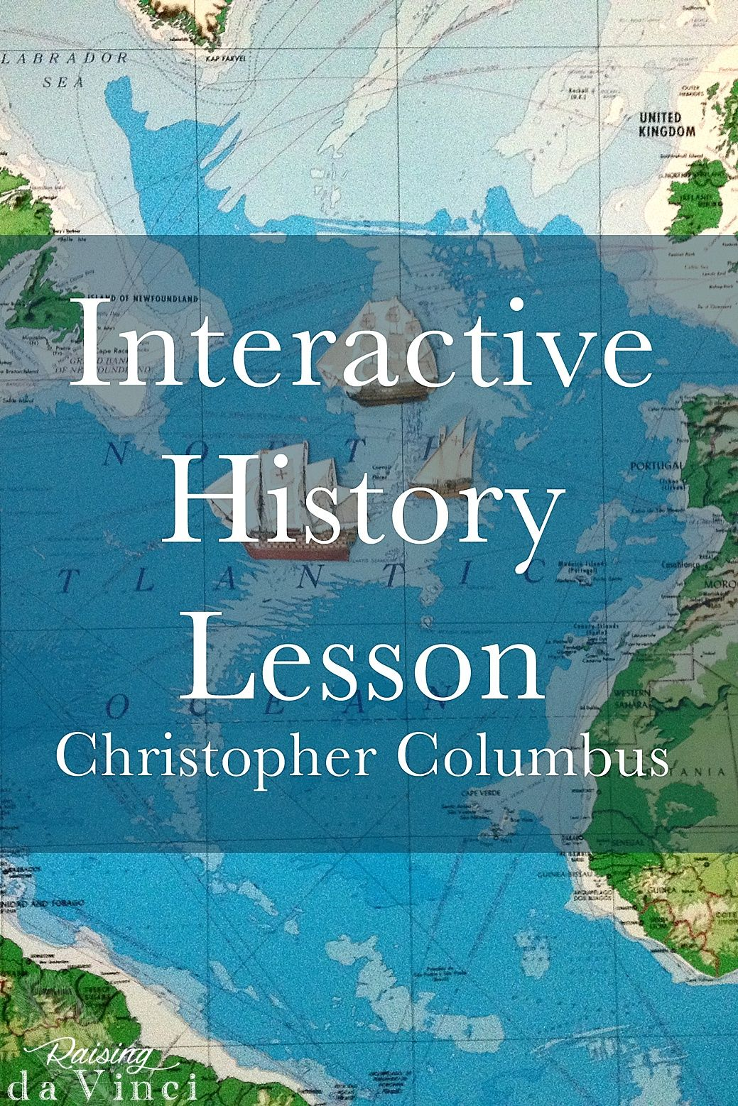 Interactive History Lesson