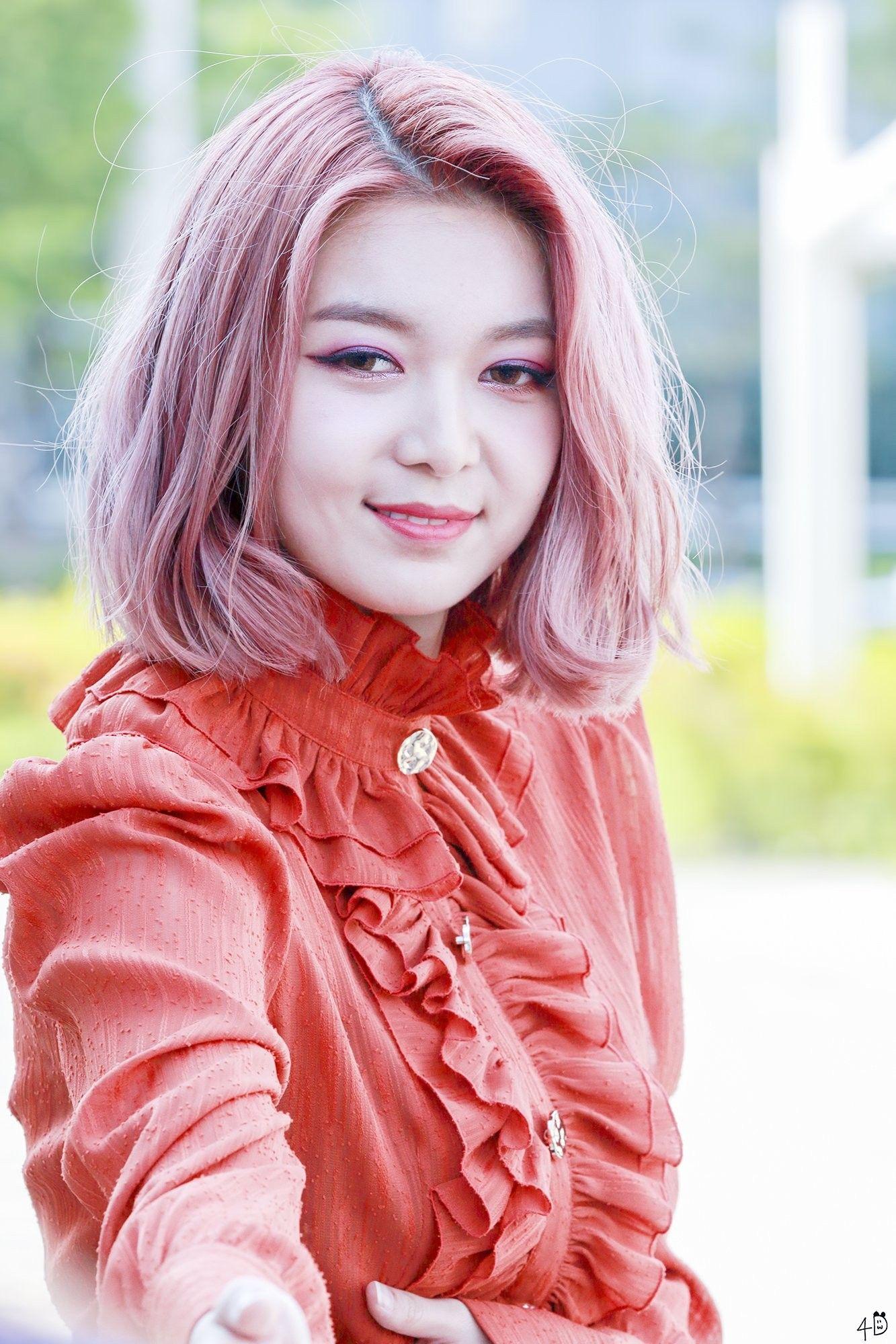 Gentlewoman I Would Faint Tho Kpop Girl Groups Dream Catcher Kpop Girls