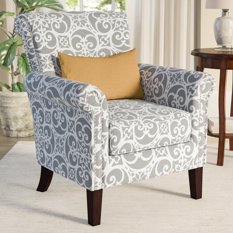 Olson Armchair With Images Accent Club Chairs Accent Chairs