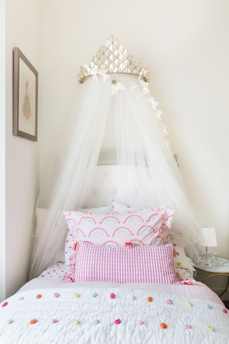 A Dreamy Bedroom My 6-Year-Old and I Both Love images