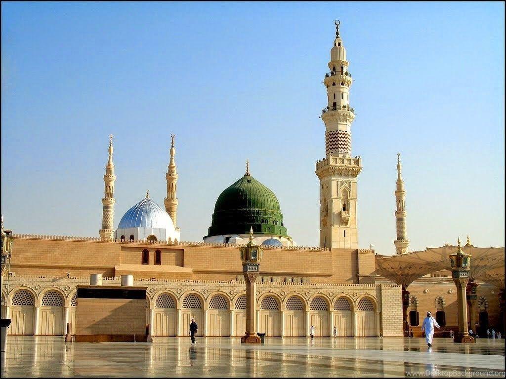 Madina Munawara Roza E Rasool Masjid Nabawi Wallpapers - Beautiful