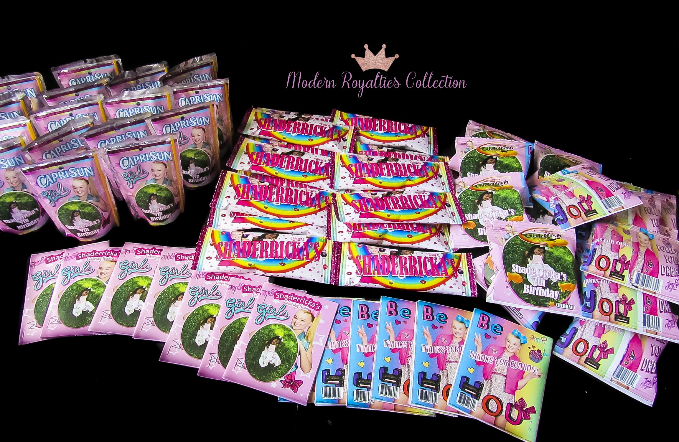 Custom Party Favors Custom Coloring Books Custom