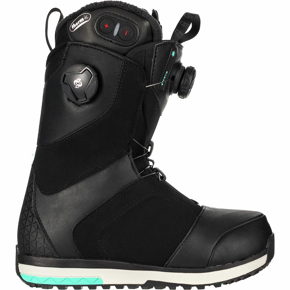 Salomon Snowboards Kiana Toast Focus Boa Snowboard Boot Women S Womens Boots Boots Snowboard Boots