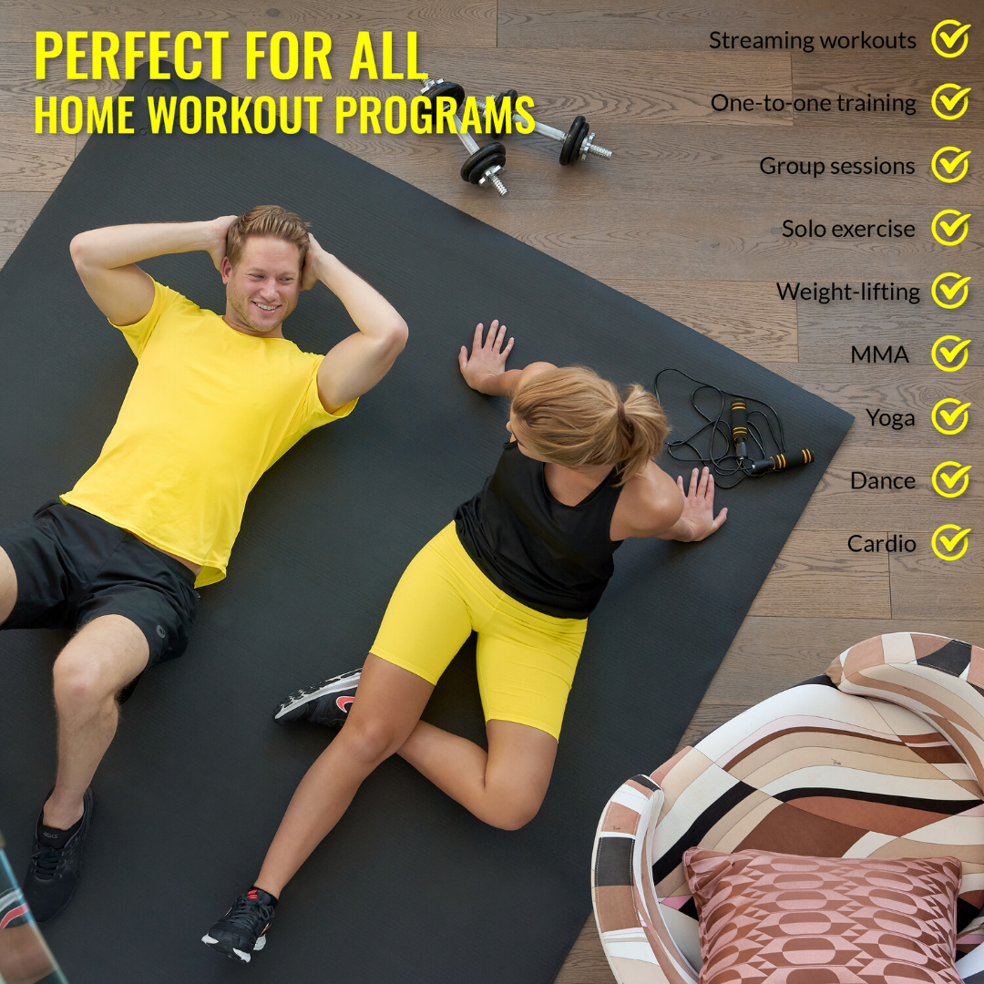 NEW XL Exercise Mats! Get Yours here 👉https//amzn.to