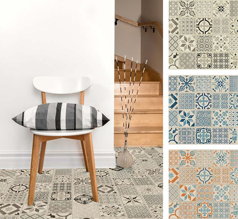 in 2020 Home deco, Patchwork tiles, Home decor