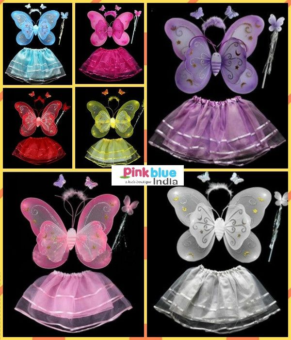 56e96f8c2ee4 Gorgeous Fairy Butterfly Wings Costume for Little Angel are Prefect ...