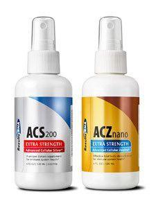 Results RNA- Total Body Detox - 4 oz Kit (ACZ & ACS)
