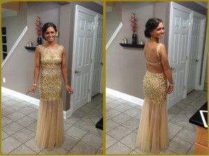 long island medium daughter prom dress   Photos , Victoria