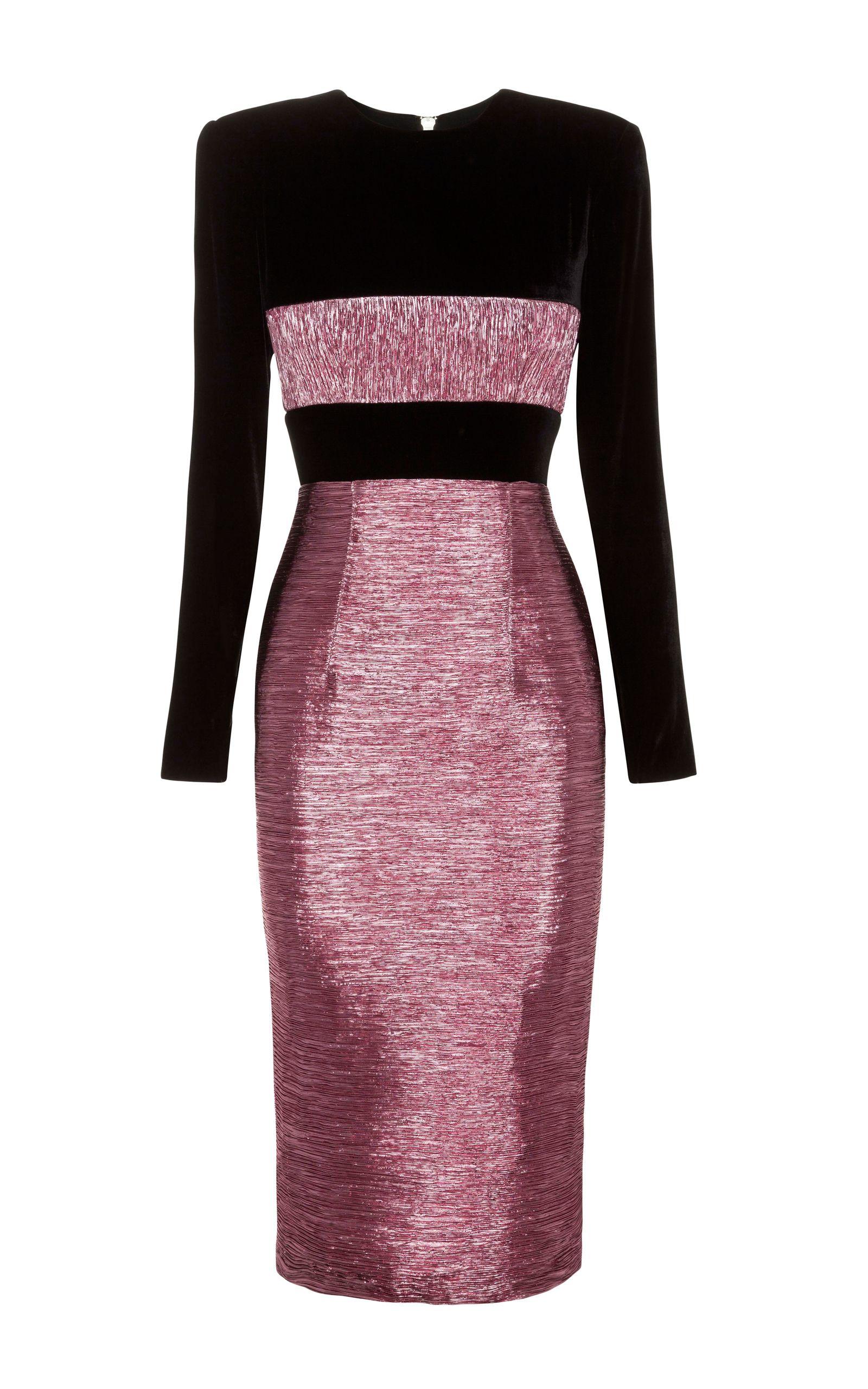Alex Perry Roco Long Sleeve Lady Dress | pretaporte | Pinterest ...