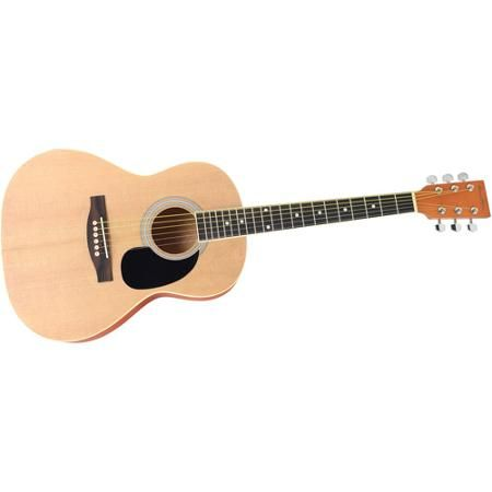 Spectrum Ail 36k Student Size 36 Acoustic Guitar Natural Matte Finish Walmart Com Guitar Acoustic Guitar Semi Acoustic Guitar