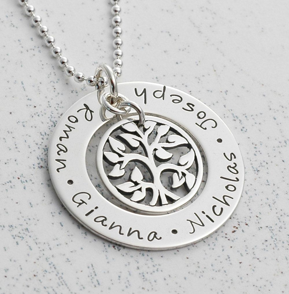 silver pendant family sterling joy genealogy pride my dp necklace and jewelry com tree gifts amazon