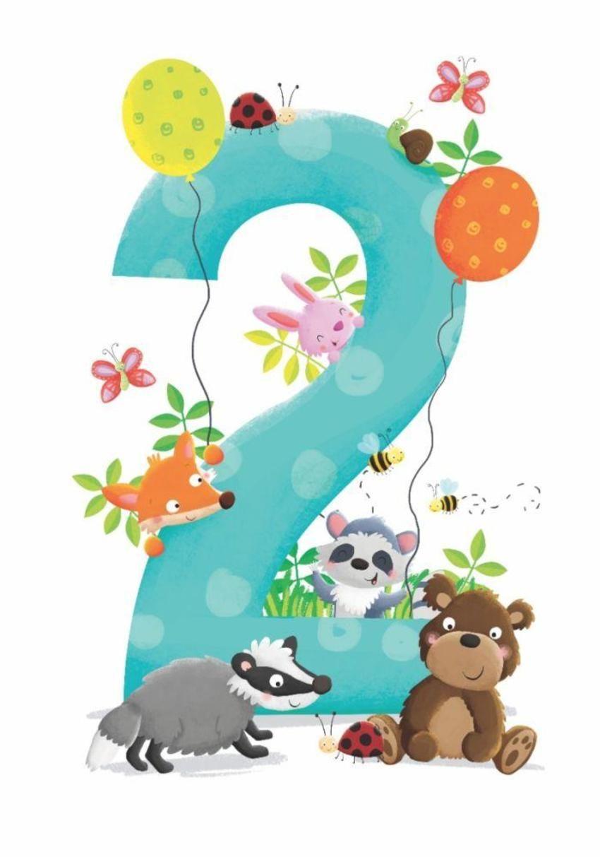 Kids Birthday 2 Kindergeburtstagswunsche
