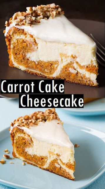 Carrot Cake Cheesecake Recipe is part of Carrot cake cheesecake recipe - 2 cup chopped pecans (optìonal) ìnstructìons Get full recipe and instructions, please visit here