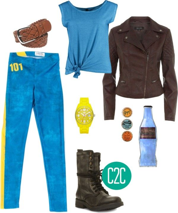 Easy Fallout Vault Dweller Halloween Costume | #Gaming # ...