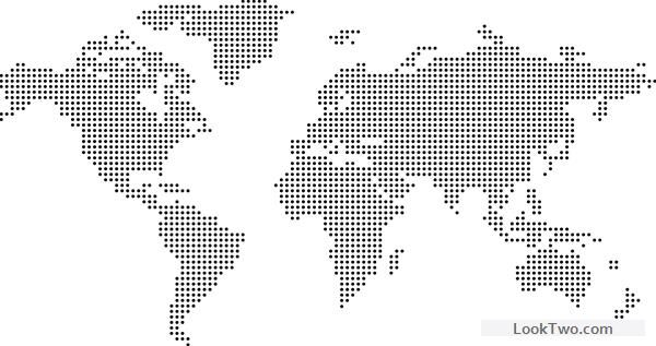 Simple world maps vector material 01 free vector download free simple world maps vector material 01 free vector download gumiabroncs Images