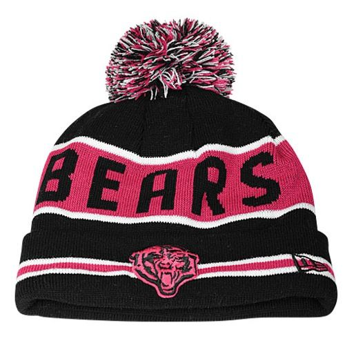 e6a46536b New Era NFL Breast Cancer Awareness Knit - Men s