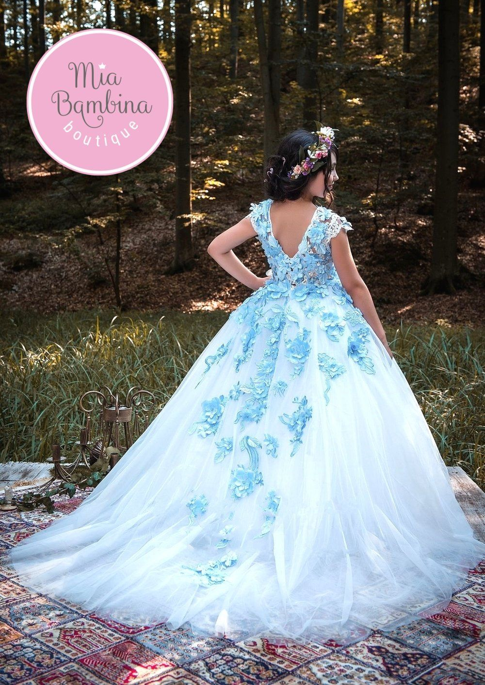 800934e17ef Blue Flower Girl Dresses Canada - Gomes Weine AG