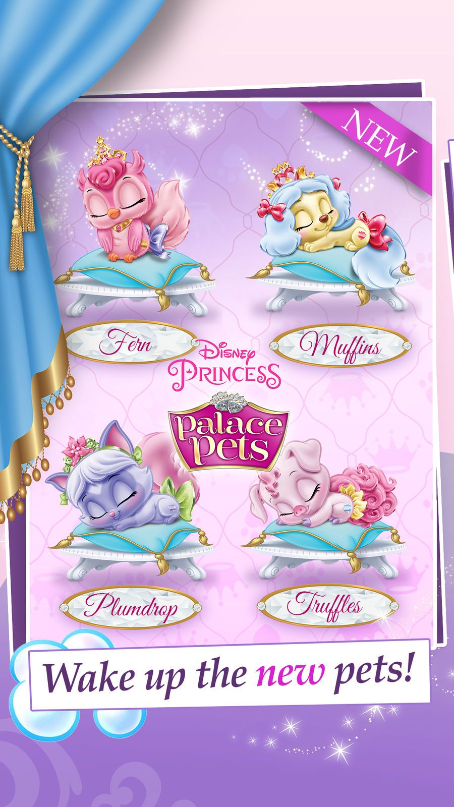 Disney Princess Palace Pets Books Entertainment Apps Ios Princess Palace Pets Disney Princess Palace Pets Palace Pets
