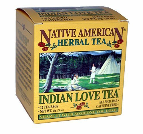Native American Herbal Tea - Indian Love
