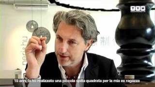 Marcel Wanders - parte 2/2, via YouTube.