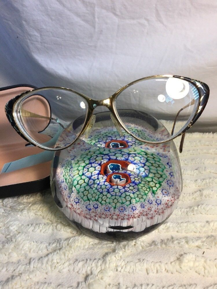 e7d71b926ae Gucci Gold Rimmed Cat Like Retro Eye Glasses  fashion  clothing  shoes   accessories  womensaccessories  sunglassessunglassesaccessories (ebay link)