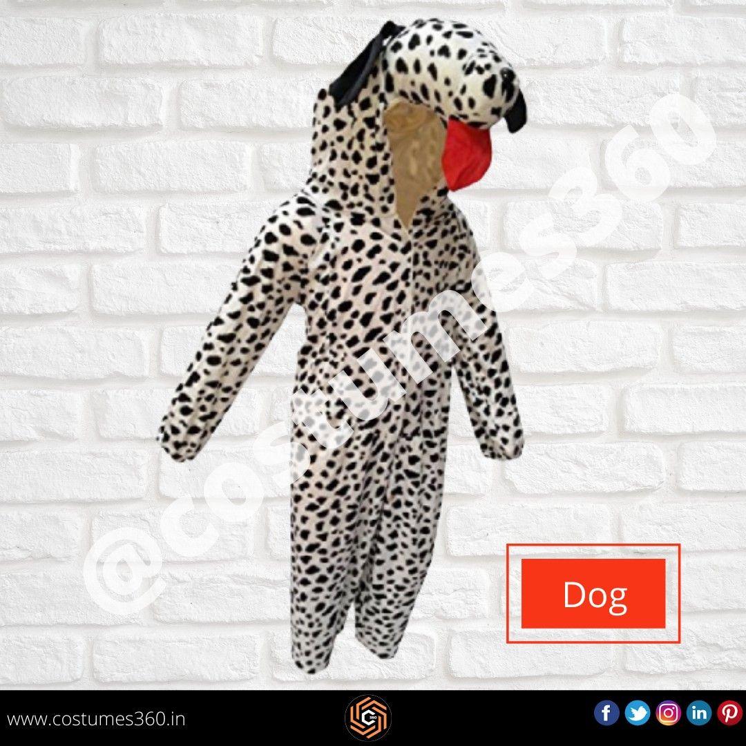 Dalmatian dog costume in 2020 dalmatian dog costume dog