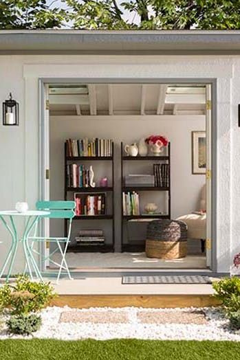 'She Sheds' Are the New Man Caves