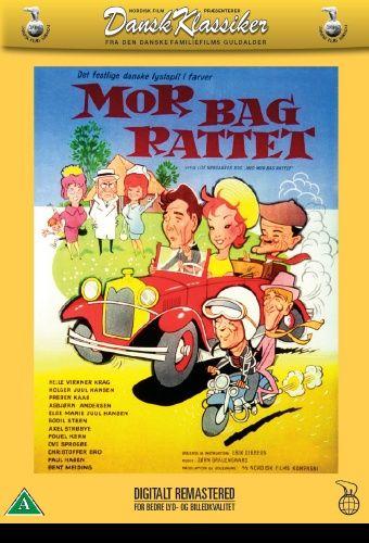 Mor Bag Rattet Gamle Film Film Filmplakater