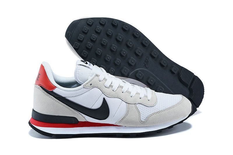 sneakers for cheap 9a772 b997a TS Sport Shoes Collection. Spring 2018 Retro Unisex Nike Internationalist  Leather Retro White Black Red