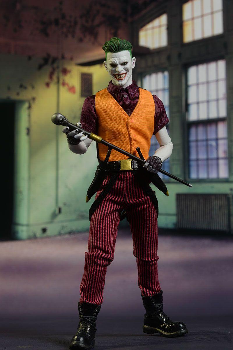 Mezco One:12 Collectif Joker Clown Prince crime Edition Action Punk figure DC