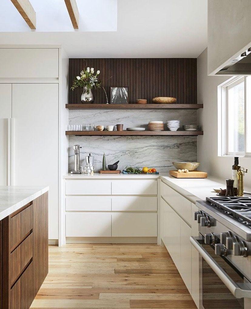9 Kitchens Open Shelving ideas   kitchen inspirations, kitchen ...