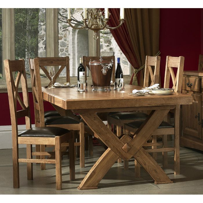 Youu0027ll love the Chateau Dining Table and