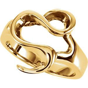 14kt Yellow Ring