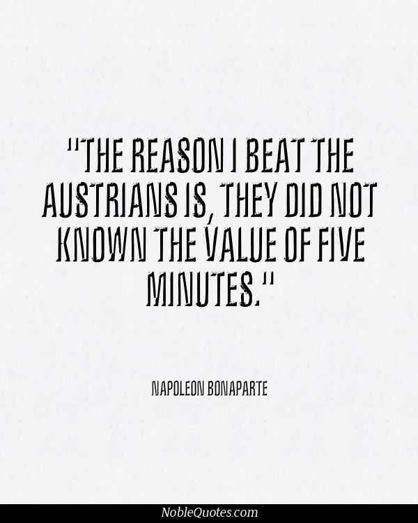 Napolean Quotes: Napoleon Bonaparte Quotes