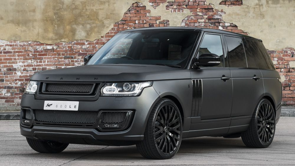 Top 5 Reasons for Buying a Land Rover
