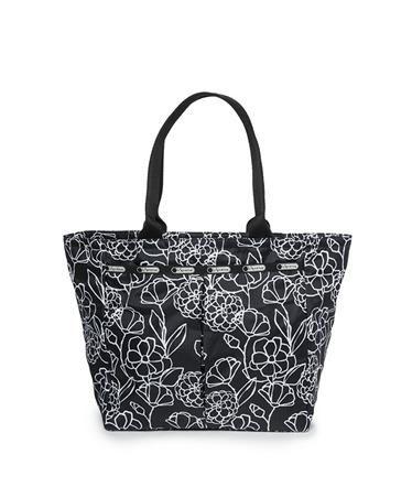 Traveling Everygirl Tote Black Tote Bag Bags Nursing