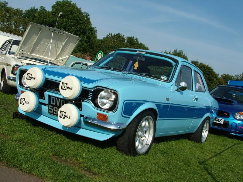 Pictures of decently Modified cars - PistonHeads | Escort ...