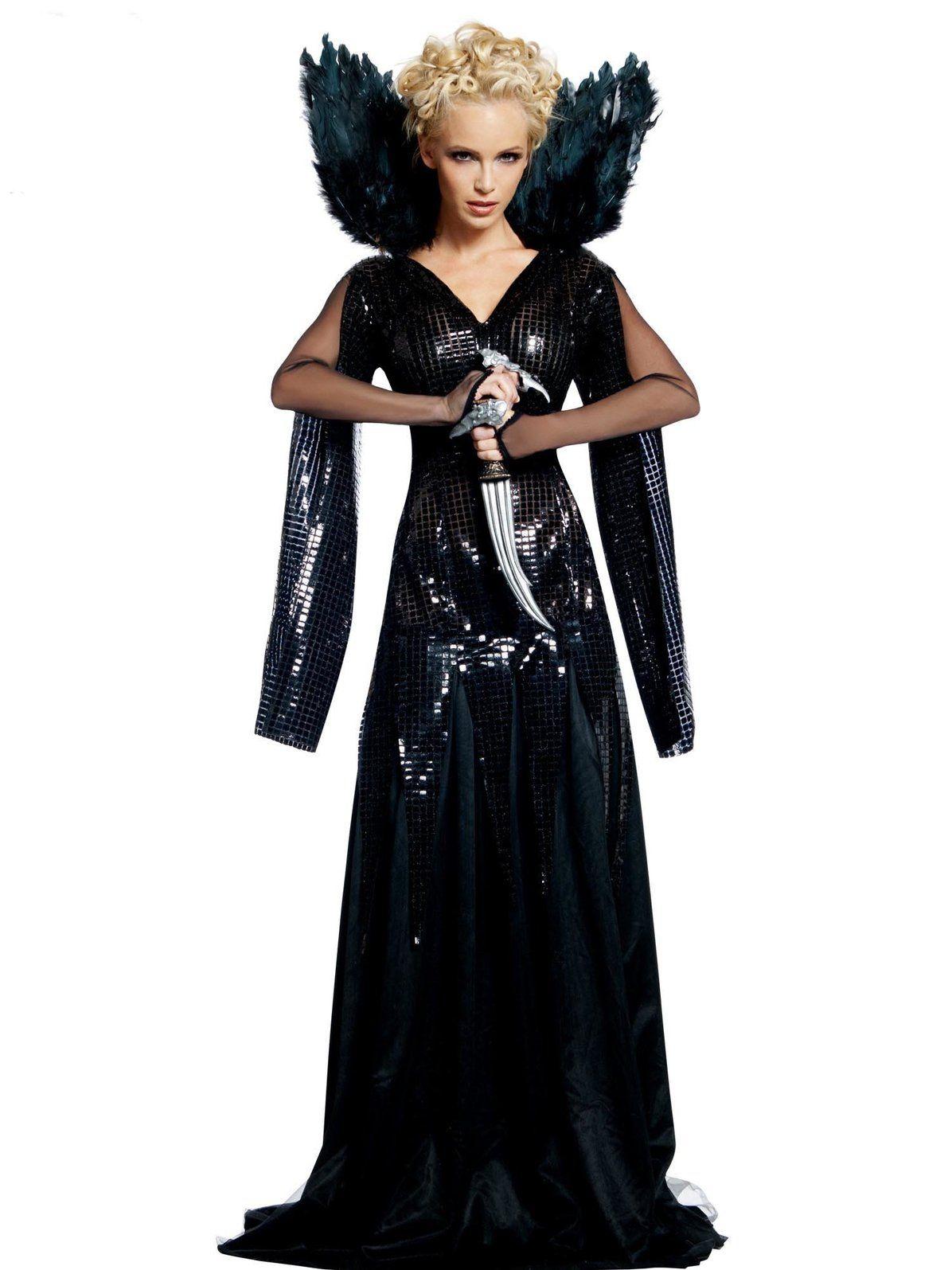 Adult Deluxe Queen Ravenna Costume Evil queen costume