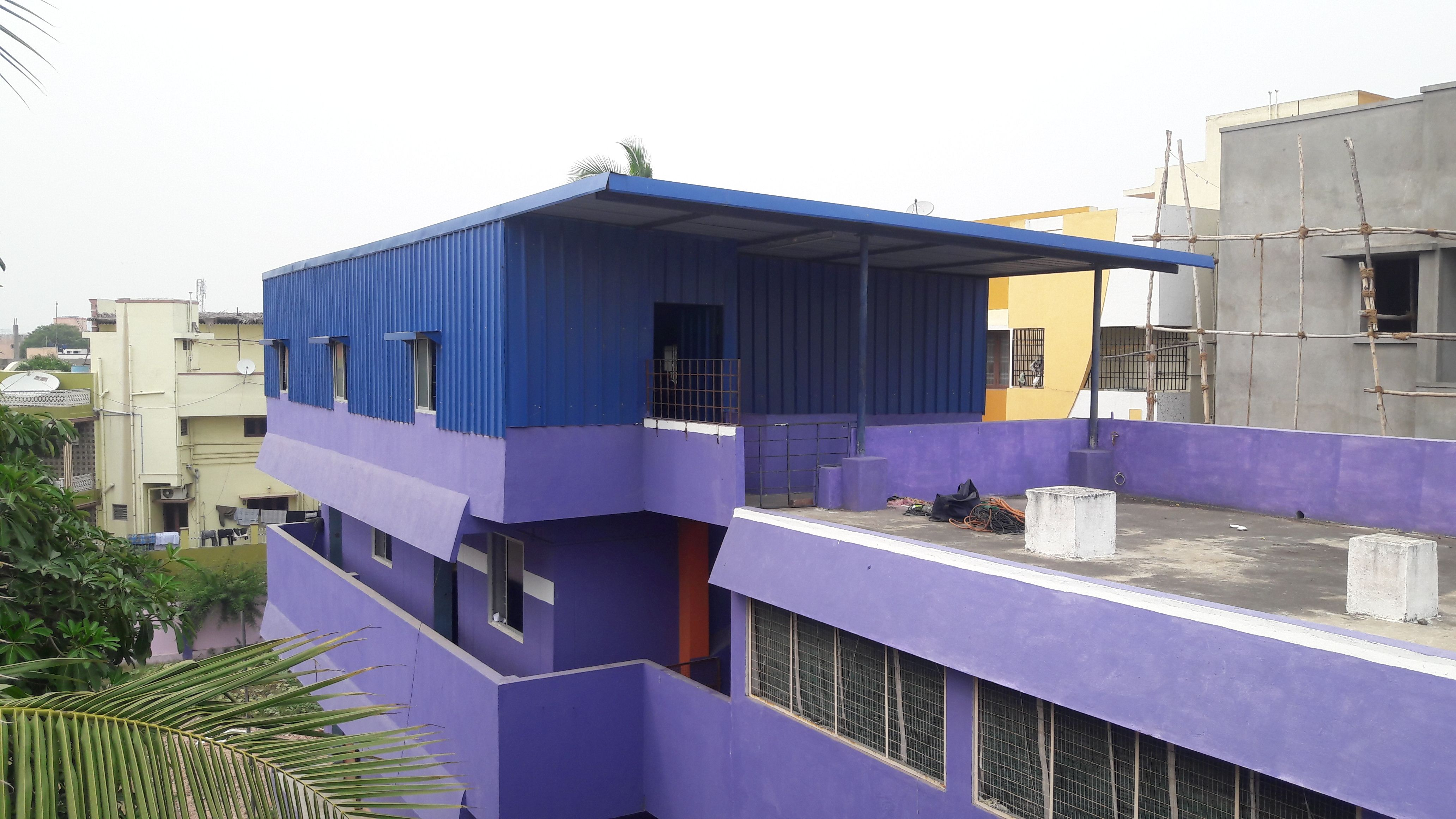 Crayon Roofings Is One Of The Best Roofing Contractors In Chennai Tamilnadu India Roofing Cool Roof Roofing Contractors