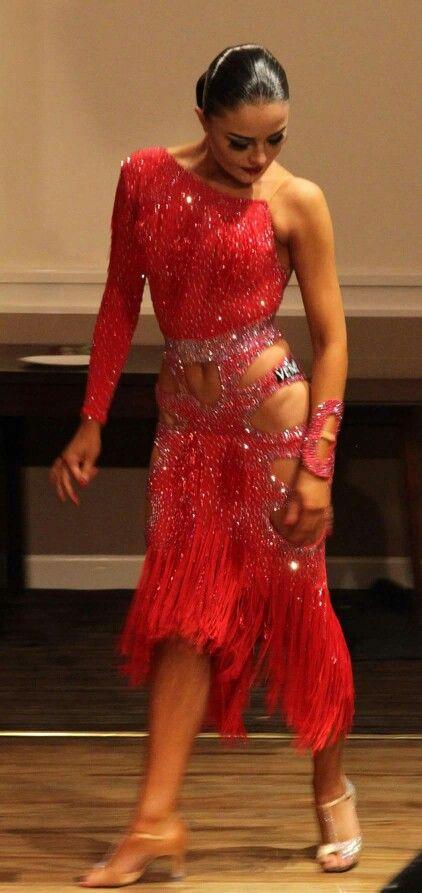 1013194c1d41 Laura Robinson in Vesa Ballroom Costumes, Latin Ballroom Dresses, Latin  Dance Dresses, Ballroom