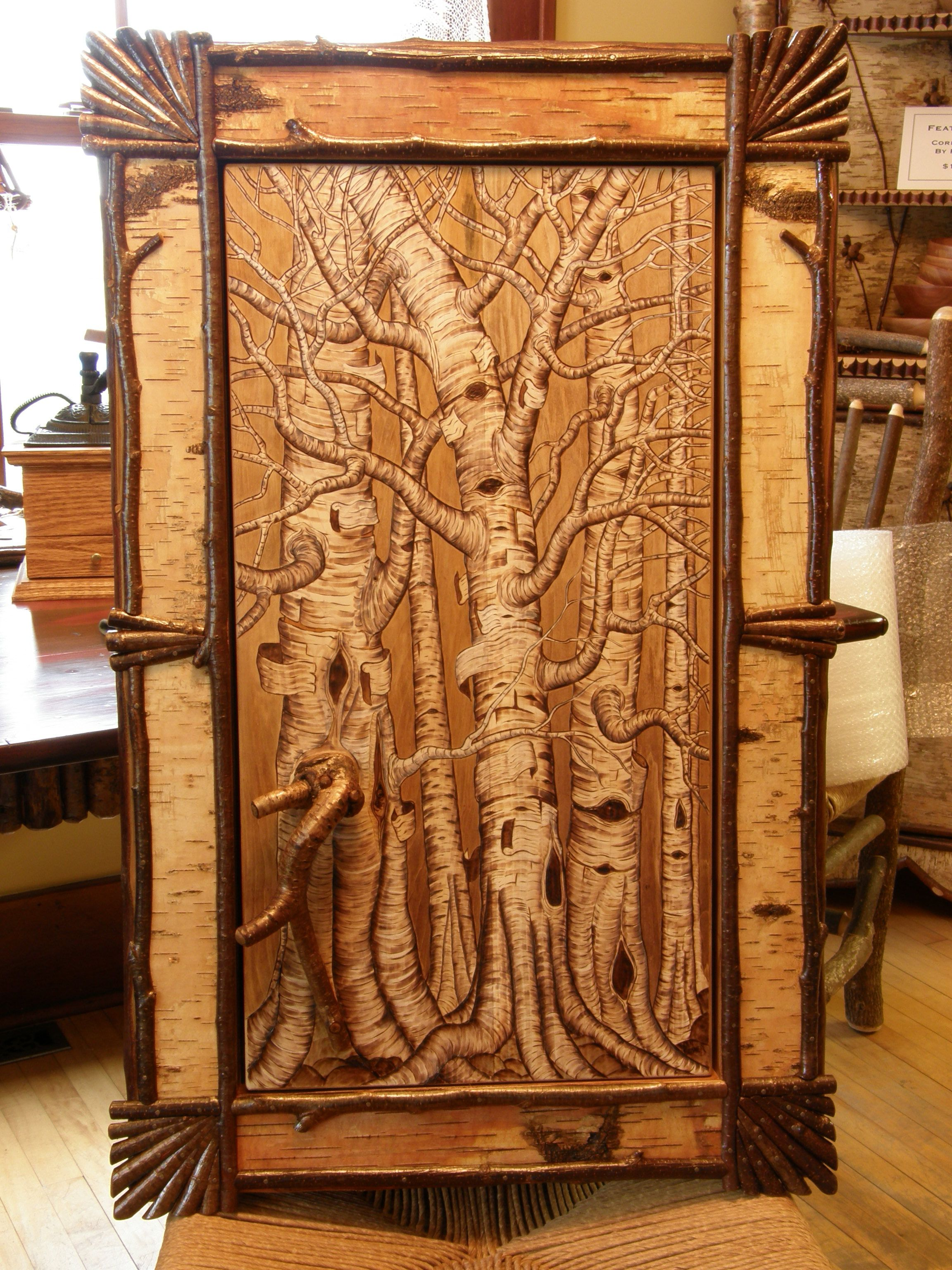 I 39 Ve Never Seen Such Awesome Wood Burning Art As I Have