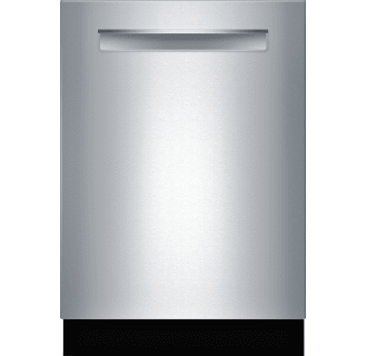 Bosch Shp88pz55n Stainless Steel Benchmark Series 24 Inch Wide 16 Place Setting Energy Star Rated Built In Fully Integrated Dishwasher With Pocket Handle And Wa Built In Dishwasher Steel Tub Best Dishwasher