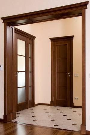 Resultado de imagen para para la for Decoracion de marcos de puertas
