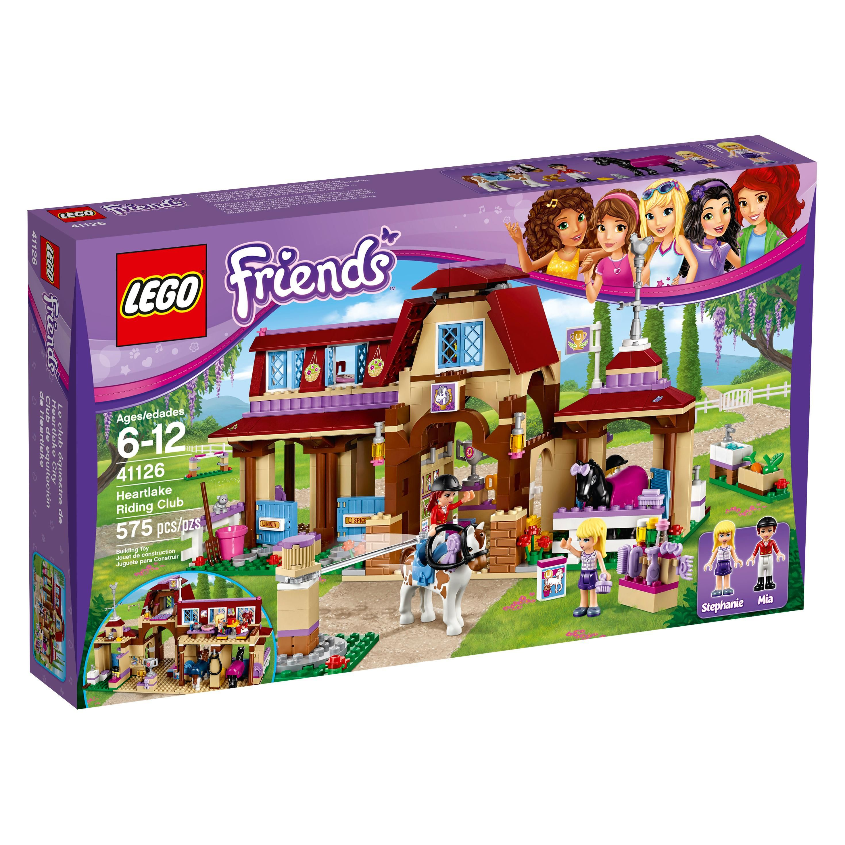 Lego Toys For Girls : American girl legos girls toys age lego