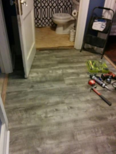 Home decorators collection 6 in x 36 in stony oak grey luxury vinyl plank 20 34 sq ft case 60198 at the home depot mobile