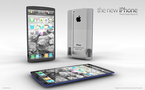 18 Unique and Aesthetic iPhone 5 Concepts  PICS  03cb9da5de