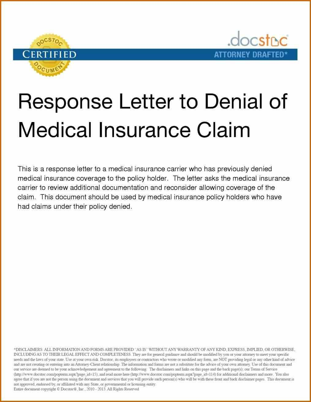 Claims Appeal Letter generic appeal letter [date] we are appealing ...
