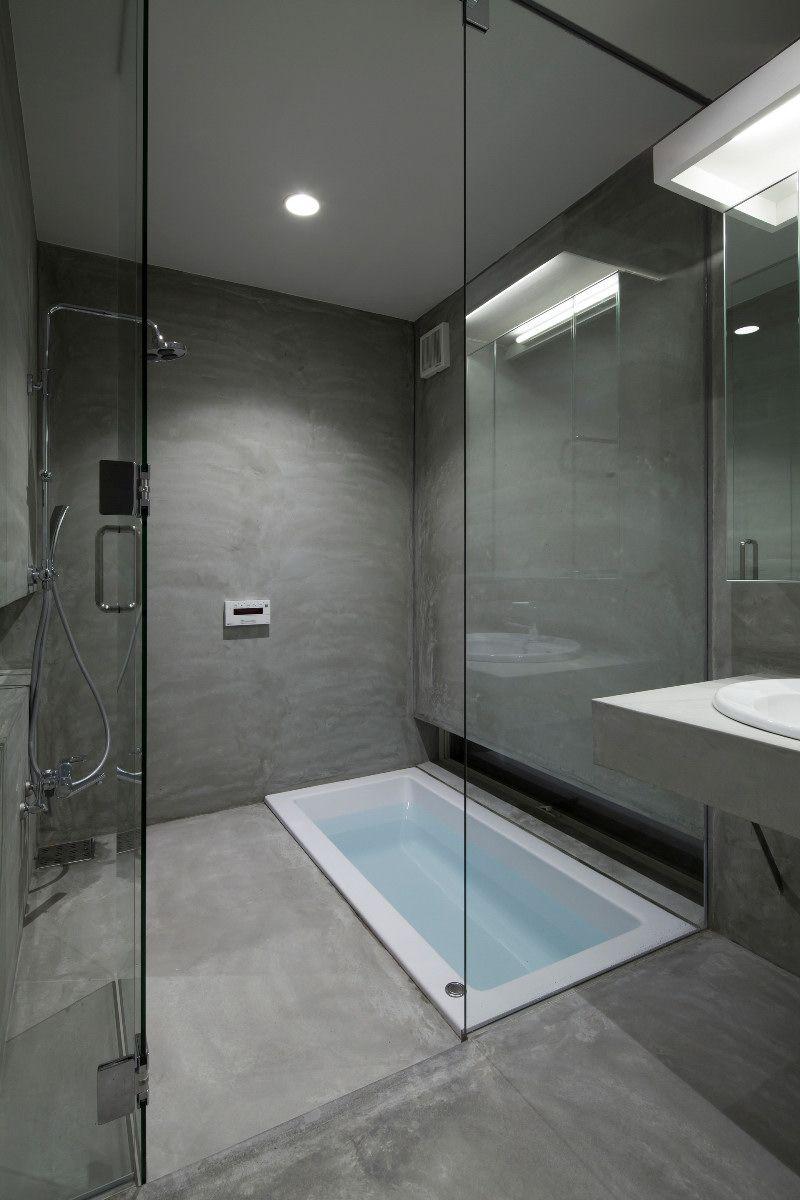 Sensational White Interior Design To Your House Modern Small Grey Amazing Modern Grey Bathroom Designs Design Inspiration
